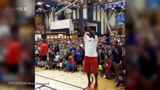 Michael Jordan Doesn't Let Kids Get Free Jordans, Still the G.O.A.T. - Video