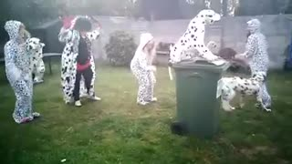 Epic Dalmatian party looks like an incredibly fun time