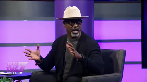 Isaiah Washington On Being A Black Republican - On The 7 With Dr. Sean