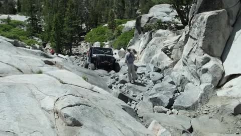 #Rubicon Trail 4