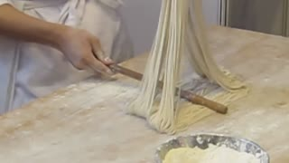 Chinese Noodle Master  - Video