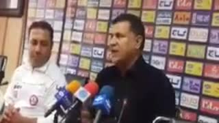 Ali Daei , an Iranian former footballer and current coach and businessman - Video