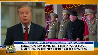 Lindsey Graham: Liberals would kill themselves' If Trump is awarded Nobel Peace Prize - Video