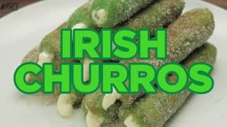 How To Make Irish Churros - Video