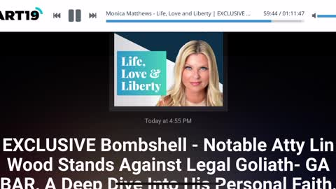 Exclusive New Interview with Lin and Monica Matthews