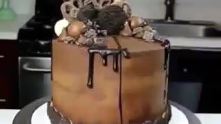 How to Make Chocolate Cake - Video