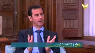 Little hope for alliance against IS: Syria's Assad - Video