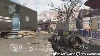 FFA TrickShotting Live Commentary Ep.1 (Black Ops 2) - Video