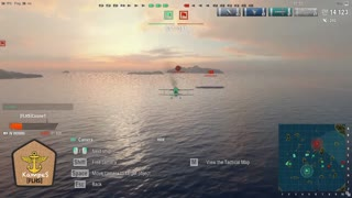 If Only Left Aircraft Carriers On Both Side | World Of Warships Gameplay #26