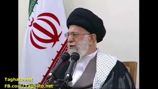 Khamenei Talks about Iran's Negotiation with the US