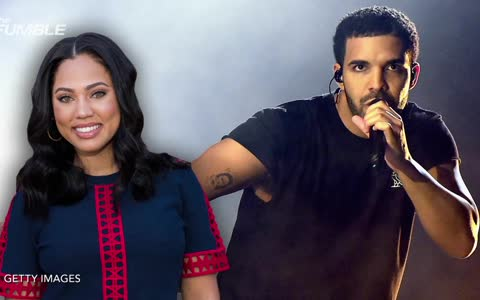Ayesha Curry Gets Huge Surprise From Drake