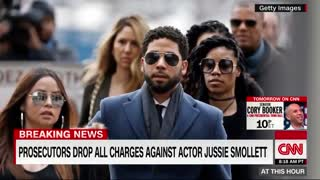 All Charges Dropped Against Jussie Smollett