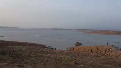 A Most Beautiful View Of Mangla Dam