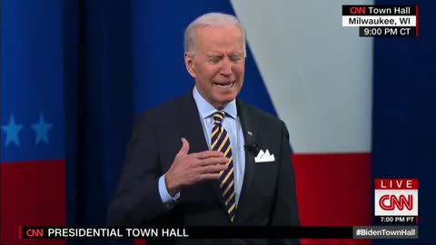 """Biden on China's human rights violations: """"culturally there are different norms"""""""