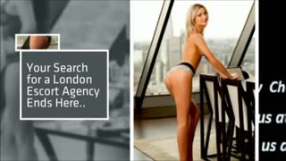 Hot and Beautiful Babes in London - Video