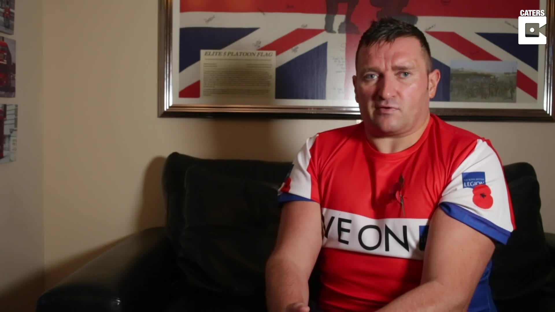 FORMER SOLDIER WHO SERVED IN TWO WARS LEARNS HOW TO WALK AND TALK AGAIN AFTER BRUTAL ATTACK ON NIGHT OUT