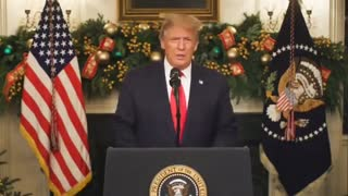 President Donald J Trump 12-22-2020 Speech