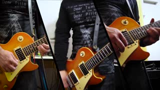 Electric guitar cover of Ariana Grande's 'Break Free' ft. Zedd - Video