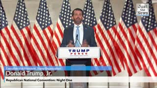Republican National Convention, Donald Trump Jr. Full Remarks