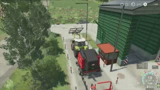 Taking Care of Silage, Everyday! ~ FS19 Campaign of France Episode 6
