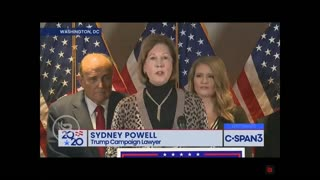 Sidney Powell Fighting for The American People and Our Republic