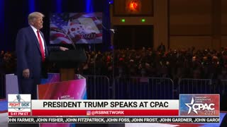 President Trump CPAC 2021 Speech