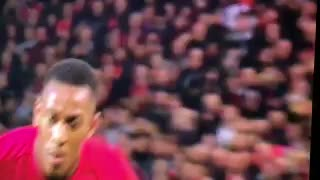 Martial goal vs Fenerbahce - Video