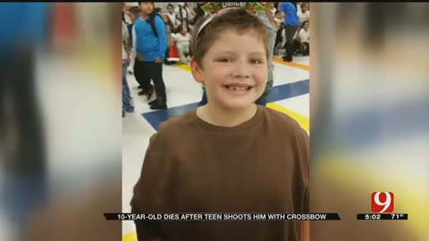"""13-Year-Old Boy Who """"Ran Home Crying"""" After Firing Off a Crossbow"""