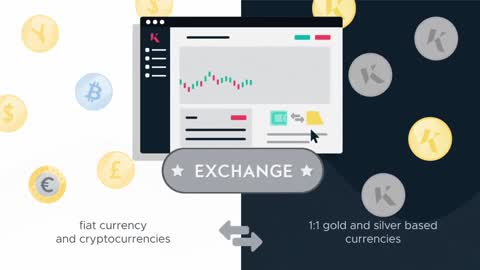 Kinesis Money - Learn & Earn: Lesson 5 -The Exchange