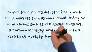 top mortgage broker toronto - Video