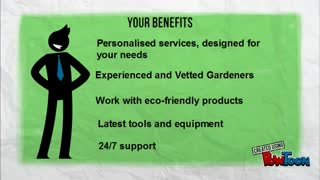 Gardening Services Chester | 01244 293 002 - Video