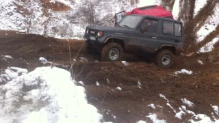 Toyota Off Road Drive - Video