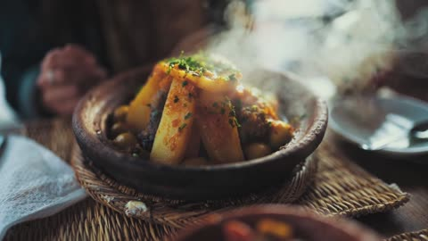Tagine with easy kochen
