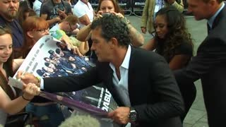 Stallone on leaked version of The Expendables 3