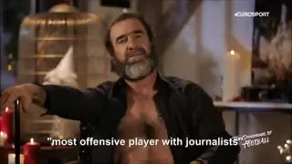 Eric Cantona: Zlatan Ibrahimovic is my natural heir - Video