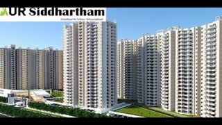 Gaur Siddhartham Flats Apartments Ghaziabad - Video
