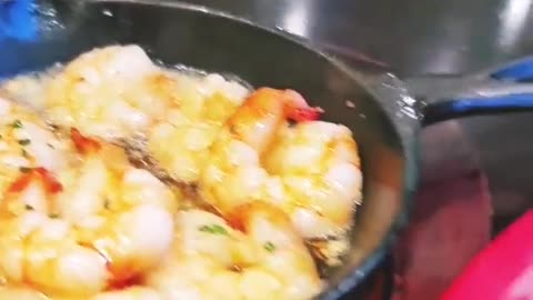 French shrimp recipe