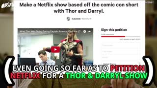 Is Thor's Favorite Roommate In Ragnarok? - Video
