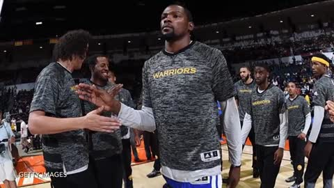 Russell Westbrook & Teammates Secretly Insulting Kevin Durant