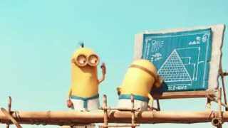 Minions La Pelicula Trailer Increible Minions Official Trailer 2015 - Video