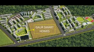 Gaur Smart Homes 14th Avenue - Video