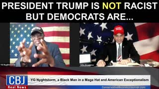 President Trump Will Get the Largest Black Vote Ever