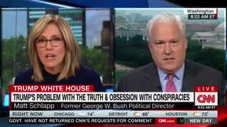Fake News CNN Compares Trump Campaign To MS-13 - Video