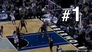 Top 5 Kevin Garnett Plays EVER - Video