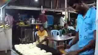 How they make dough in India - Video