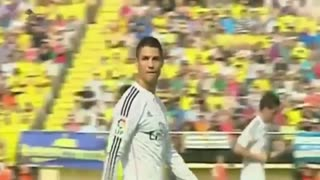 Reaction of Cristiano Ronaldo seeing Come Home Ronaldo