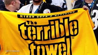 Jeremy Hill DISRESPECTS the Terrible Towel, Curses Out Steelers Fan on Twitter - Video