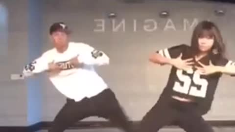 Dance cover never be like you