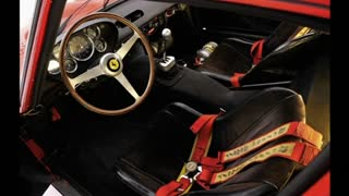 Ferrari's 38 million dollar price tag sets car auction record