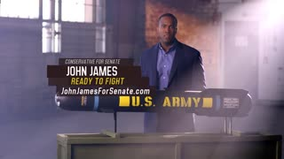 Army Combat Vet John James Releases First Ad For His Michigan Senate Campaign - Video